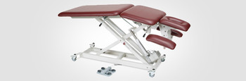 New Armedica AM-SX5000 Treatment Table with Motorized Center