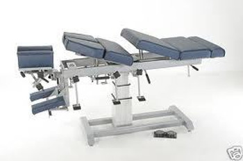 New Omni Elevation Chiropractic Table