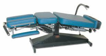 Leander Lite Manual Flexion Chiropractic Table