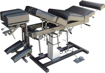 New MT Tables - BIO 200 Chiropractic Table