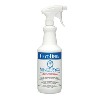 CRYODERM, 32-OZ. CLINIC SPRAY BOTTLE (CRO105)