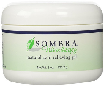 SOMBRA WARM THERAPY, 2OZ. JAR