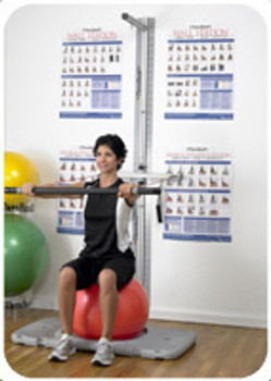 THERA-BAND REHAB AND WELLNESS STATION
