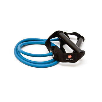 RESISTANCE TUBE, LIGHT, BLUE, LATEX