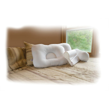 "D-CORE FIBER SUPPORT PILLOW, REGULAR, 24"" X 16"""