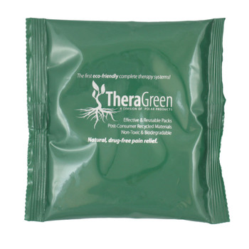 "GREENICE COLD & HOT THERAPY PACK, 6"" X 6"""