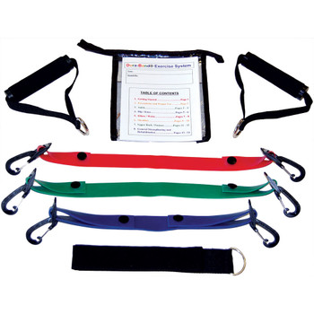 DURA-BAND 3 BAND PATIENT REHAB SYSTEM