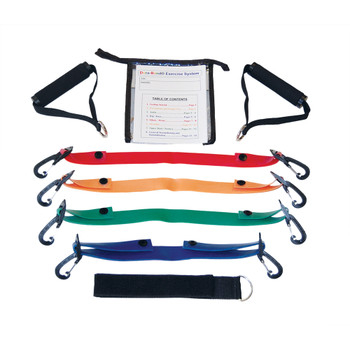DURA-BAND 4 BAND COMPLETE PATIENT REHAB SYSTEM