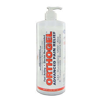 ORTHOGEL COLD THERAPY 16OZ WITH PUMP