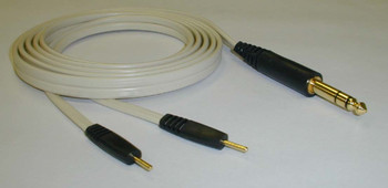 STRAIGHT STEREO - GOLD SERIES - dual pins
