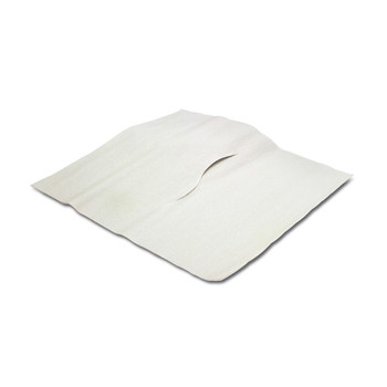 "ECONOMY HEADREST TISSUE, 12""X12"", WITH NOSE SLOT - 1000 SHEETS"