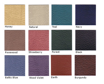 burkshire color chart