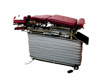 New Lloyd Galaxy 908 HS Hylo and Elevation Chiropractic Table Fully Loaded