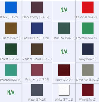 Lloyd color chart