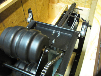 New MT Tables Legacy 500 IST Table rollers