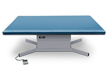 Hill HA90M Mat and  Bobath table with power elevation