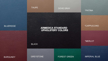 Armedica AM  150   color chart