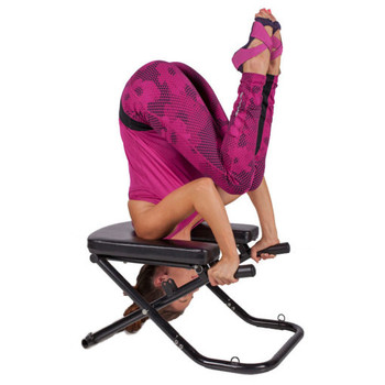 Yogacise Back Inversion Table half stand