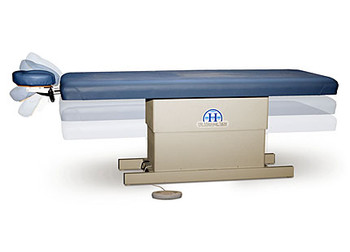 Hill Massage-Acupuncture Table with Electric Power Elevation