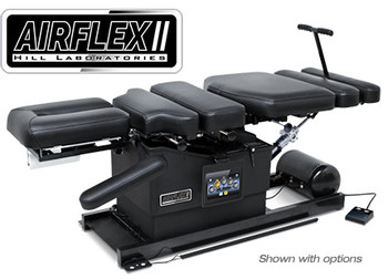 Hill AIRFLEX II Flexion & Distraction Table with Optional Auto-Flexion and Auto-Distraction