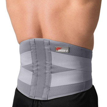 Swede-O® Thermal Lumbar Support - Lower Back Brace
