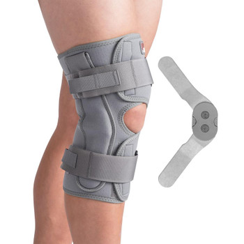 Swede-O Thermal Vent™ Open Wrap ROM Hinged Knee Brace