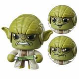 Star Wars Yoda Hasbro Mighty Muggs #08 Star Wars Multi-Face Toy