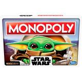 Star Wars Baby Yoda Monopoly Game The Child Star Wars Mandalorian