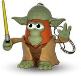 Star Wars Yoda Mr Potato Head style Star Wars Key Chain