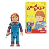 Super7 Chucky ReAction Figure 3.75-Inch Super7 Carded Figure