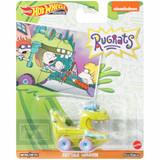 Hot Wheels Nickelodeon Rugrats Reptar Car Hot Wheels Replica Entertainment Case 957A