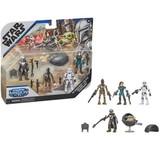 Star Wars Defend the Child Mandalorian Star Wars Mission Fleet Action Figure Set