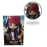 Banpresto Captain Jack Sparrow Q Posket Red Version A Pirates of the Caribbean