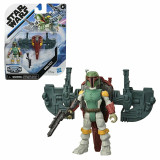 Star Wars Boba Fett Mission in the Clouds Star Wars Mission Fleet Action Figure
