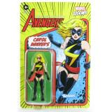 Marvel Carol Danvers Marvel Retro Series 3.75 Inch Action Figure on Cardback
