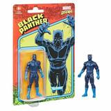 Marvel Black Panther Marvel Retro Series 3.75 Inch Action Figure on Cardback