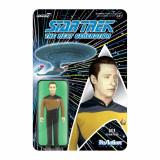 Super7 Data Star Trek The Next Generation Action Figure by Super7