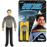 Super7 Wesley Crusher Star Trek The Next Generation Action Figure by Super7