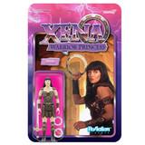 Super7 Xena Warrior Princess ReAction Figure 3.75-Inch Super7 Carded Figure
