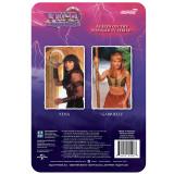 Super7 Gabrielle Xena Warrior Princess ReAction Figure 3.75-Inch Super7 Carded Figure
