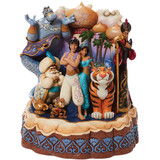 Disney Aladdin Carved Heart Disney Showcase Traditions by Jim Shore