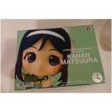 Banpresto Kanan Matsuura Q Posket Version B Long Live Sunshine