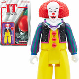 Super7 Pennywise the Clown ReAction Figure 3.75-Inch Super7 Carded Figure