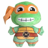Kidrobot Michelangelo Teenage Mutant Ninja Turtles Michelangelo Kidrobot Phunny Plush