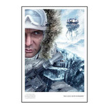 Star Wars Hoth Intruder Han Solo Wall Art Lucas Films Limited Edition 19x13 Canvas Giclee Print