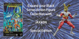 Star Wars Expanded Universe Jaxxon Action Figure available