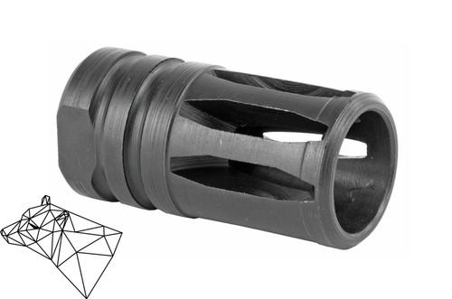 7.62 A2 Flash Hider - 5/8x24