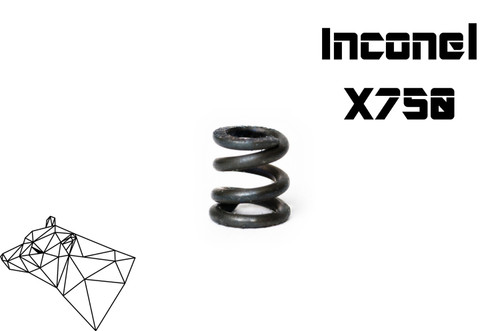 Inconel X750 AR-15 Enhanced Extractor Spring