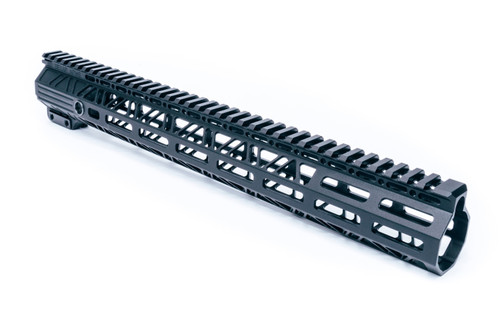 "BLEM eXcise Optimized 15"" M-LOK® AR-15 Handguard"