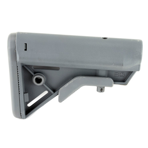 BRAVO Mil-Spec Stock - Grey